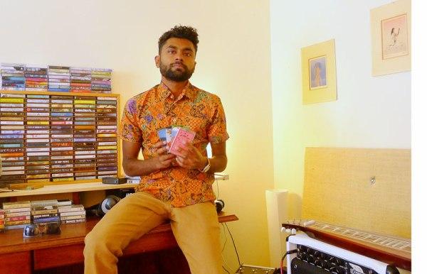 Vikram, Famous cassette collector