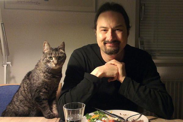 Max + Cat