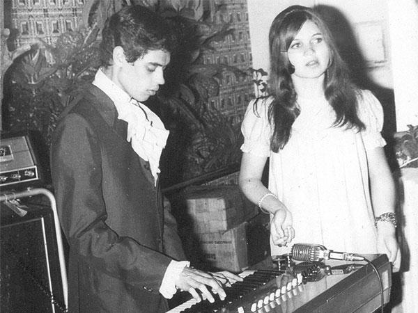 Zulu (1969) pre Zulu solo artist when in Los Nuevos Shains