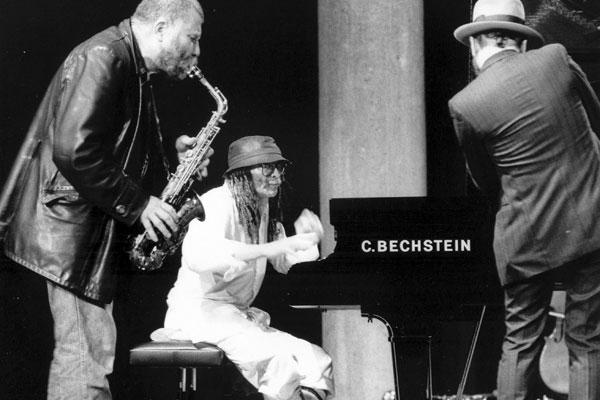 Cecil Taylor, Rehearsal