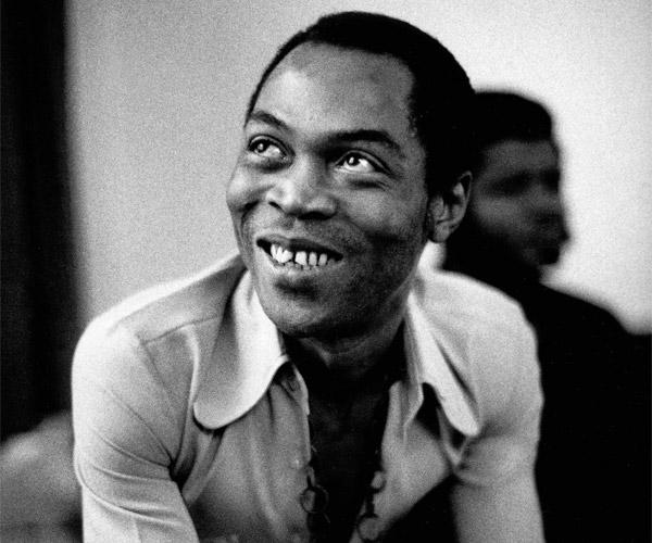 Fela Kuti in Detroit