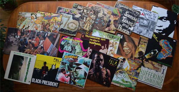Moni's fela records
