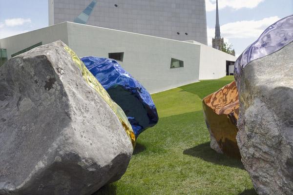 Jim Hodges - Boulders