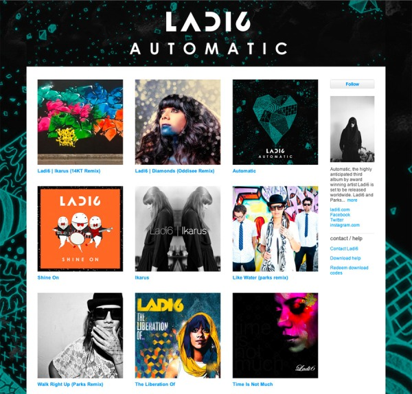 Ladi6 discography