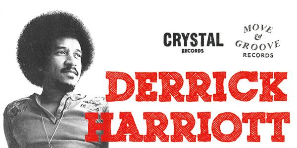 Dub Store Records, Derrick Hariott