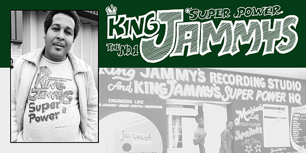 King Jammys