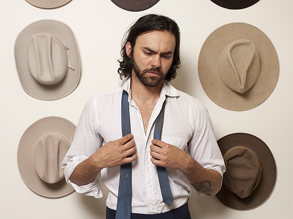 Shakey Graves by Josh Verduzco