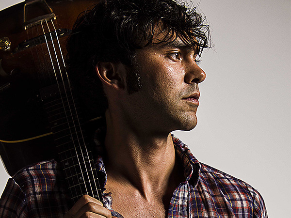 Shakey Graves by Kirk Stewart