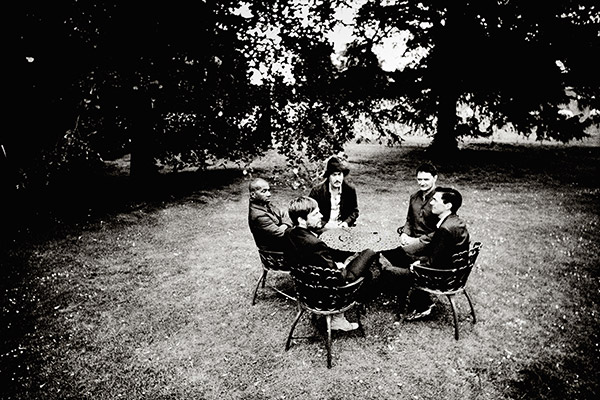 Tindersticks by Richard Dumas