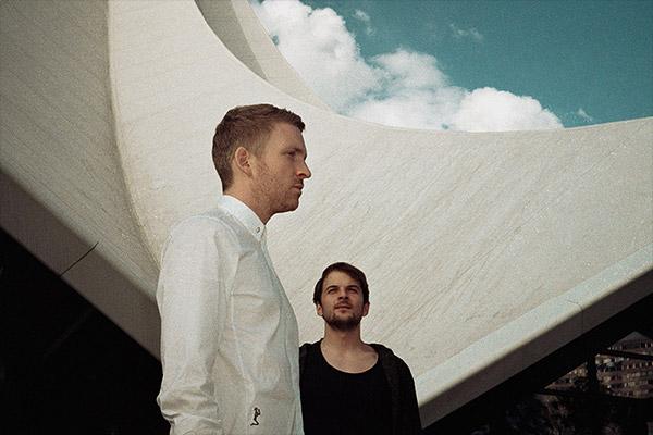 Ólafur Arnalds and Nils Frahm
