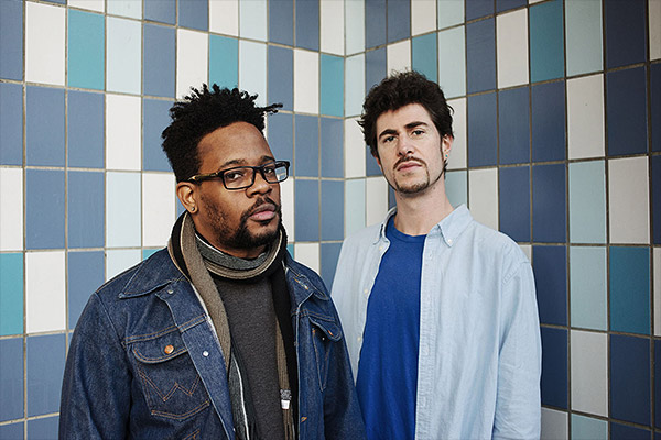 Open Mike Eagle and Paul White