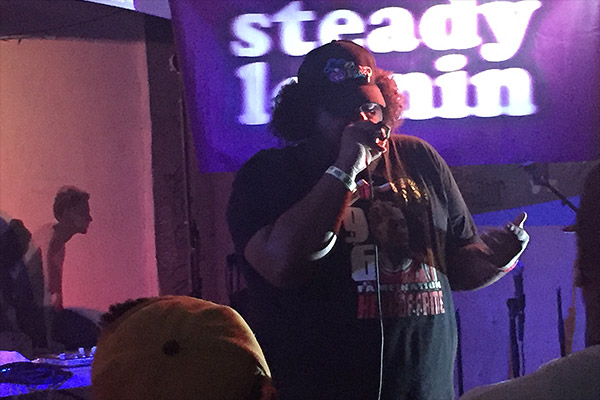Michael Christmas at SXSW