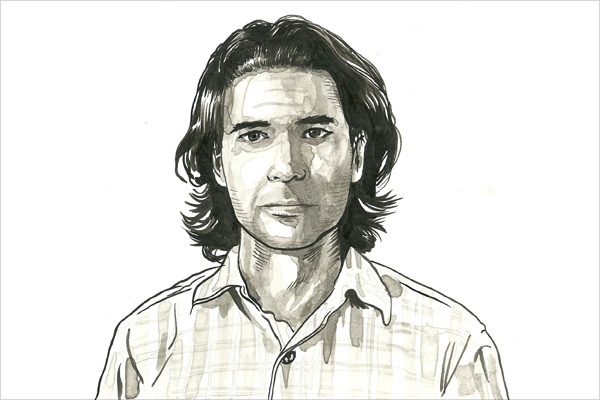 Self Portrait With Hair