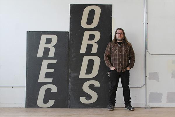 Matt Jencik from Reckless Records