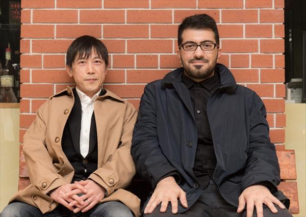 Keiji Yamagishi and Mohammed Taher
