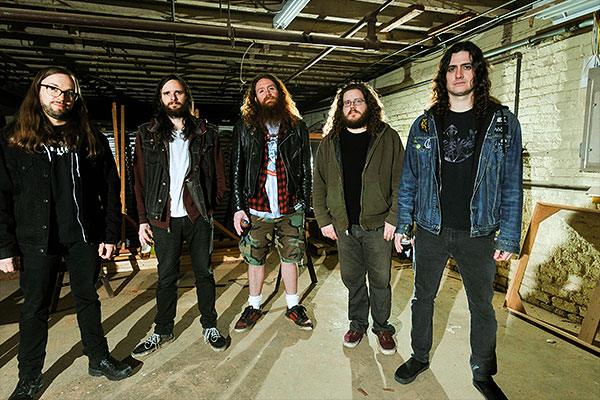 Inter Arma's Painstakingly-Crafted, Cathedral-Ceiling Metal