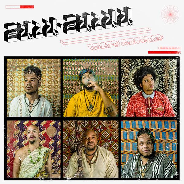 ZuluZuluu Album Cover