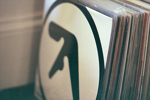 Aphex Twin by Mark Towning