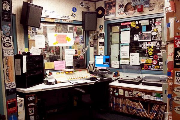 KSPC Radio Station