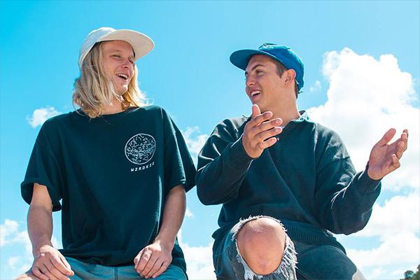 Billy Fleming and Zach Stephenson