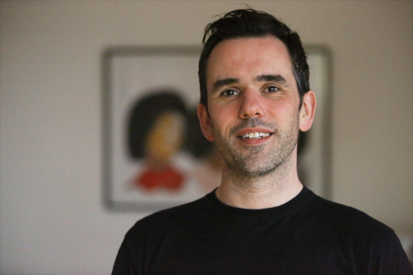 Paul Fegan, Director and Producer of Where You're Meant to Be