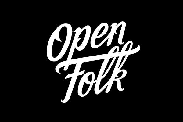 Open Folk Logo