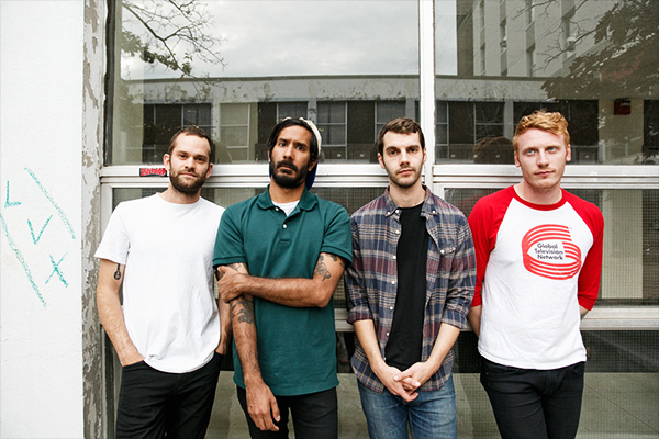 """Toronto's Greys Premiere a New Track, """"Fresh Hell"""