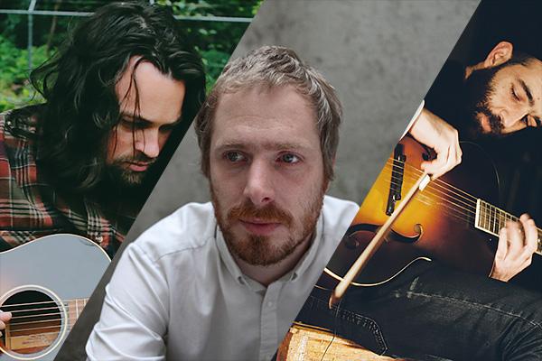 Dylan Golden Aycock, Bram Devens, and Norberto Lobo