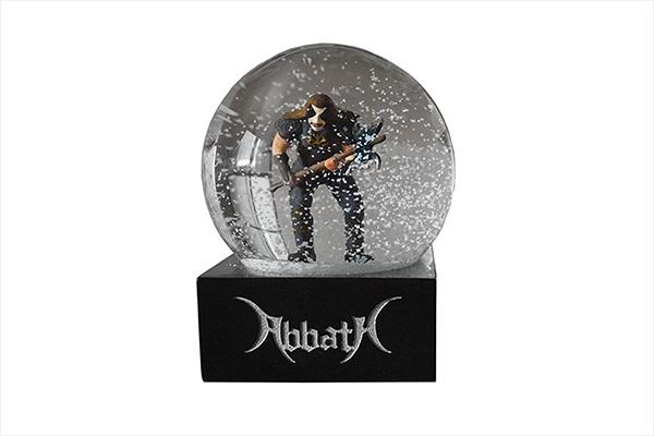Abbath Snow Globe