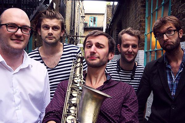 Chris Whiter Quintet
