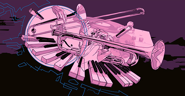 Best of Bandcamp Jazz - September - artwork