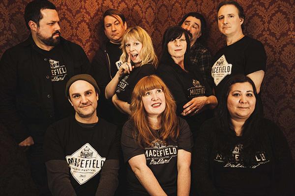 Macefield Music Fest team