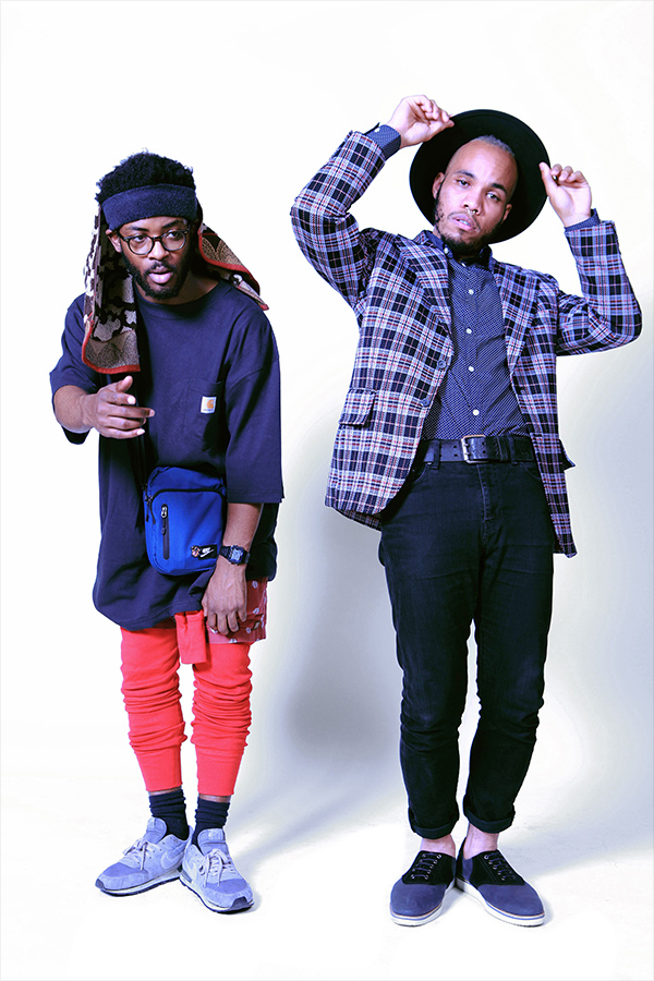 Anderson .Paak and Knxwledge