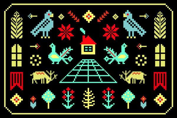 Pixel art from Breezesquad's artworks