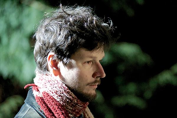 Tomáš Dvořák. Photo by Michal Pajdiak.