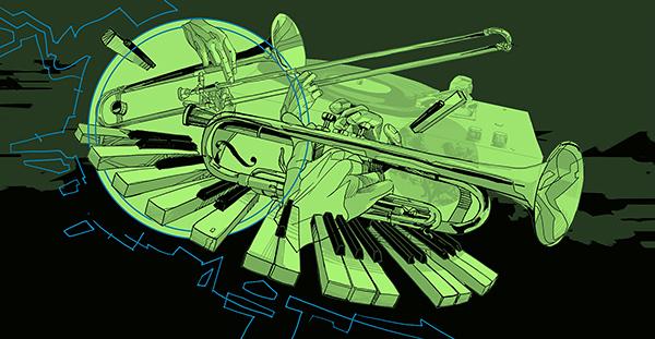 Best of Bandcamp Jazz - October - artwork