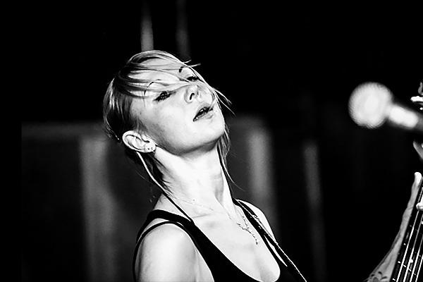 Julia Ruzicka. Photo by Sebastian Schofield.