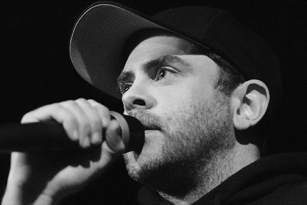 MC Chris. Photo by Mara Robinson.