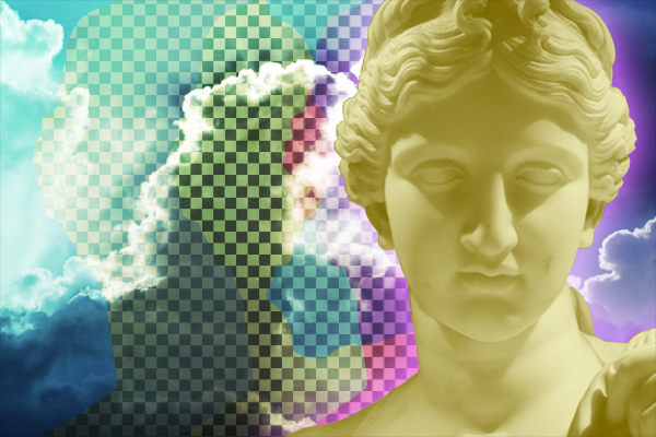 Vaporwave Art