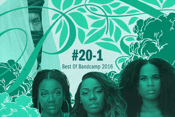 The Best Albums Of 2016 20 1 Bandcamp Daily
