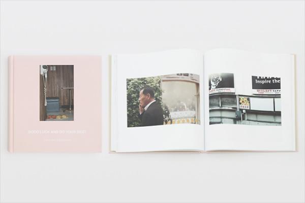 Golden Panda Photo Book