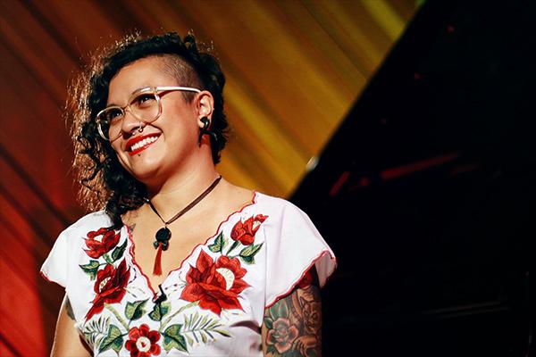 Rebeca Lane. Photo by Cynthia Vance.