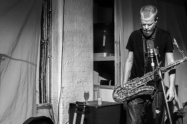 Colin Webster. Photo by Dawid Laskowski.