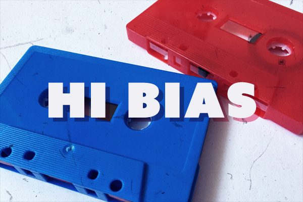 Hi Bias: Notable Cassette Releases on Bandcamp, February 2017