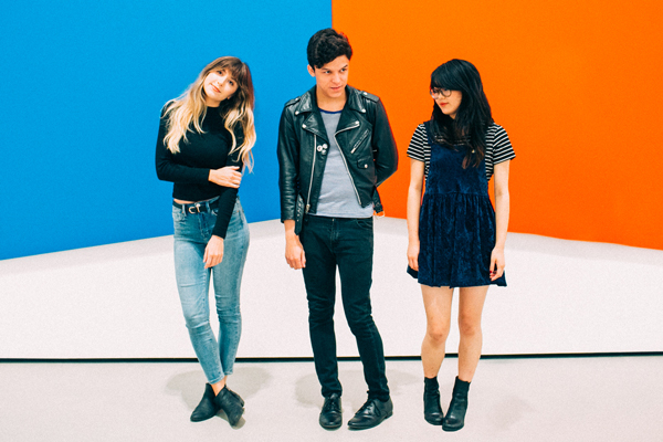 cb0a4796959 Enamored with both shoegazers of the '90s and new wave revivalists from the  '00s, Crescendo are perhaps best described as a cross between Lush and The  ...