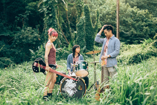 Honolulu's Honest, Diverse DIY Scene
