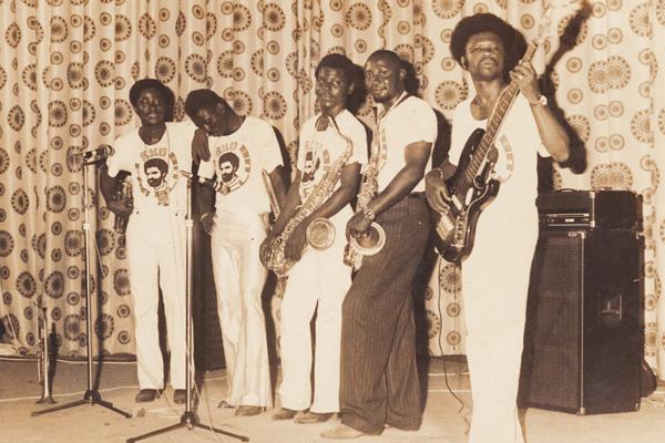The Pop Beat of Makossa
