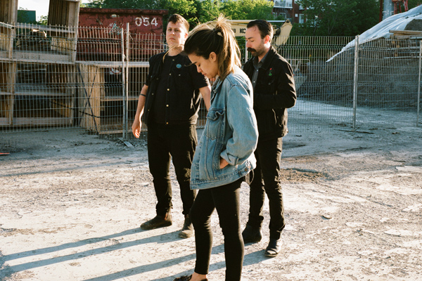 BIG|BRAVE's Howling Post-Metal Emphasizes Space, Volume, and Emotion