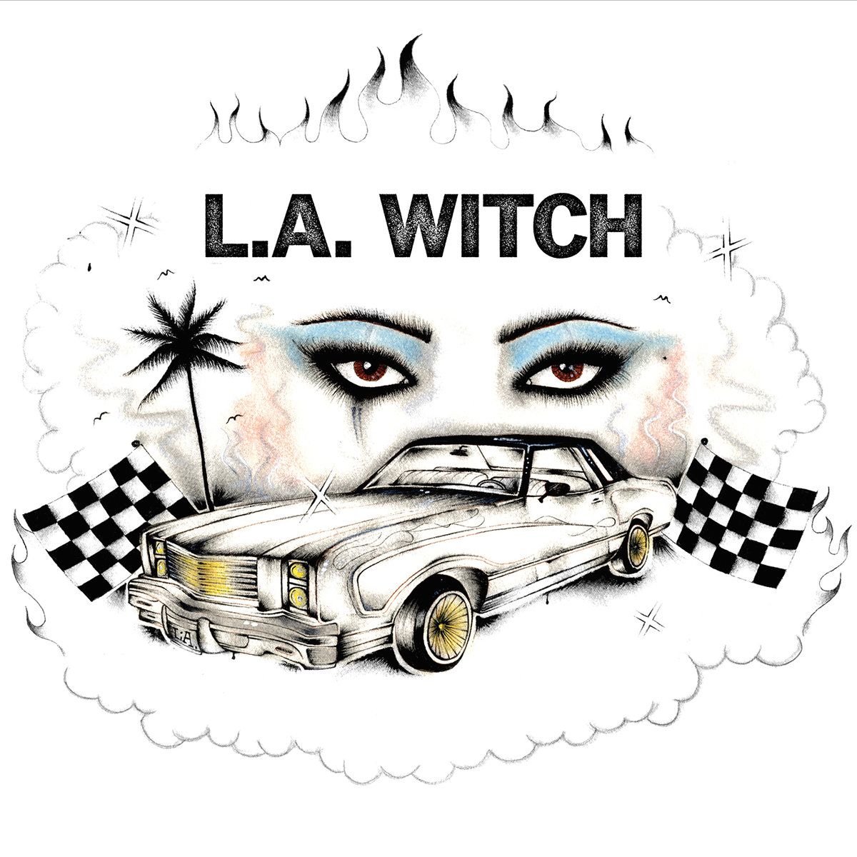 "Album of the Day: L.A. Witch, ""L.A. Witch"""