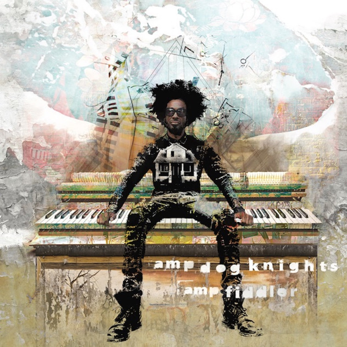"""Album of the Day: Amp Fiddler, """"Amp Dog Knights"""" « Bandcamp Daily"""